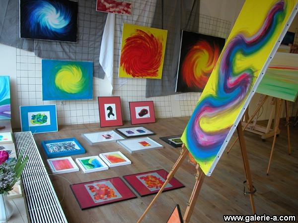 Exhibition: Galerie zwischen den Welten, Düsseldorf, Germany