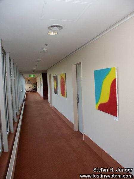 Vernissage: ArabellaSheraton Airport Hotel, Düsseldorf, Germany
