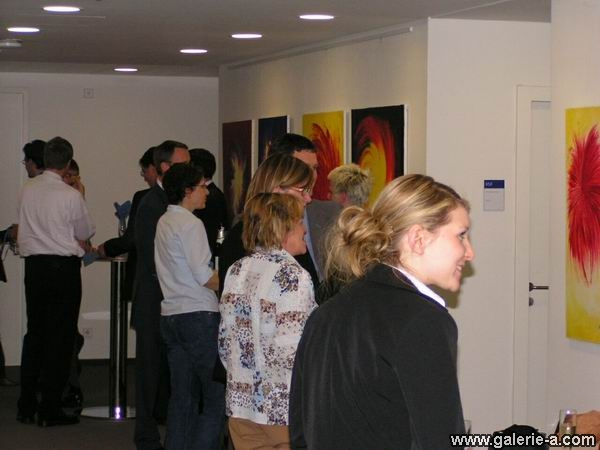 "Vernissage: ""Art - Something Different"""