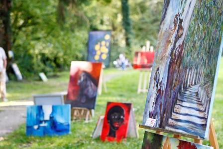 07*06 Freiluft-Galerie Anna S.